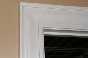 Case moulding is trim used around door and window openings; exterior casing is used to trim the exterior of windows and doors and interior casing is used ... & Case Mouldings - Auburn Hardwood Mouldings